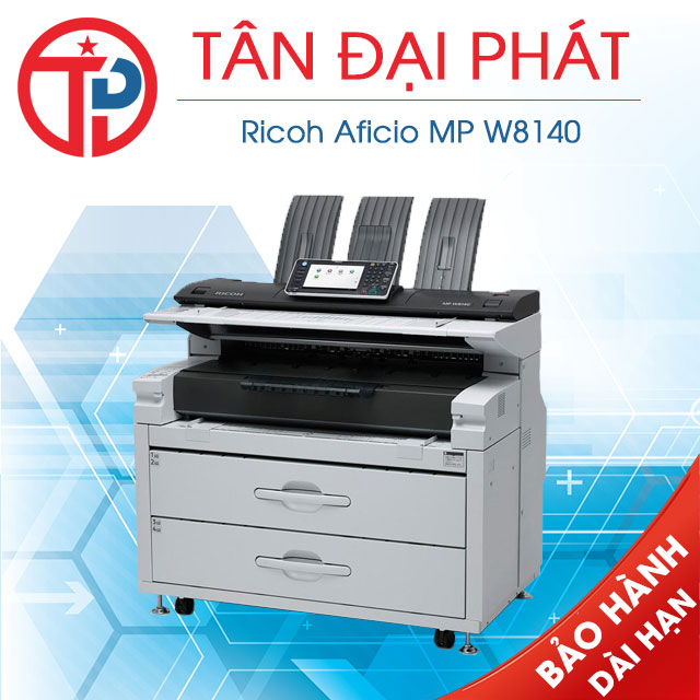 Ricoh Aficio MP W8140