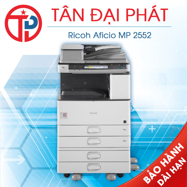Ricoh Aficio MP 2552