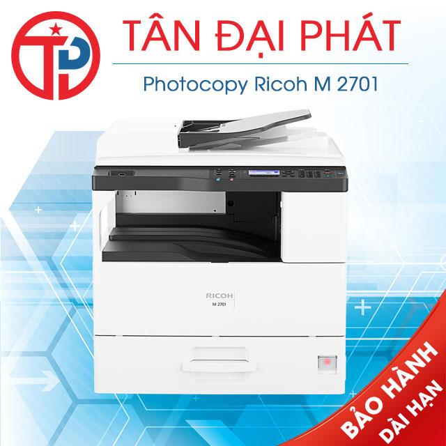 Driver máy photocopy Ricoh M 2701 mới nhất