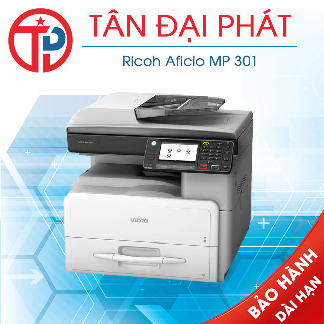 Ricoh Aficio MP301
